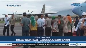 Kunjungan Kerja Presiden Jokowi ke Jawa Barat