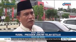 Yusril: Presiden Jokowi Setuju Abu Bakar Baasyir Bebas