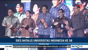 Dies Natalis Universitas Indonesia ke-58