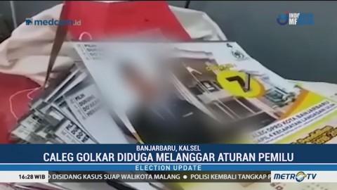 Diduga Langgar Aturan, Kejari Banjarbaru Periksa Caleg Golkar