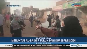 Total 40 Tewas dalam Aksi Demo Tuntut Presiden Sudan Mundur