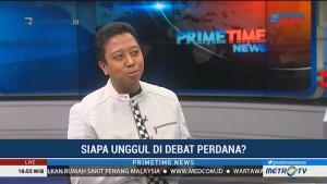 Catatan TKN soal Debat Perdana Capres Cawapres