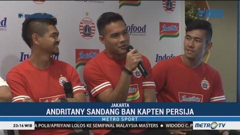 Kapten Baru Persija Jakarta