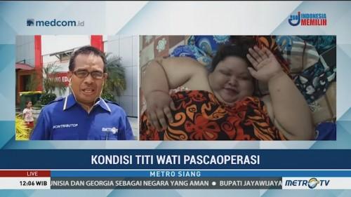 Pascaoperasi, Titi Wati Dijadwalkan akan Pulang Pekan Depan