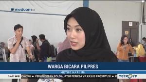 Warga Bicara Pilpres 2019