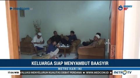 Keluarga Siap Menyambut Abu Bakar Ba'asyir