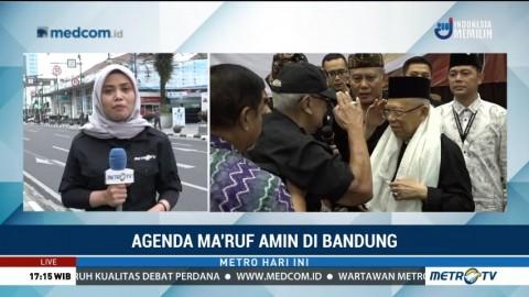 Komunitas Santri Milenial Dukung Jokowi-Ma'ruf