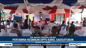 Pertamina Resmikan DPPU Karel Sadsuitubun