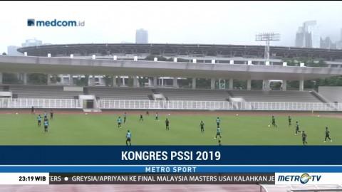 Kongres PSSI 2019 Bahas Pengaturan Skor