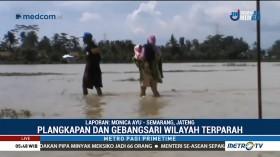 Banjir Melanda Banyumas, 30 KK Mengungsi