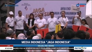 Media Indonesia Serukan Jaga Indonesia