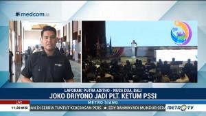 Joko Driyono jadi Plt Ketum PSSI