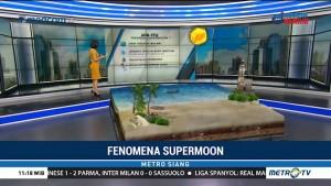Apa Itu Fenomena Supermoon?