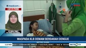 Waspada KLB Demam Berdarah Dengue