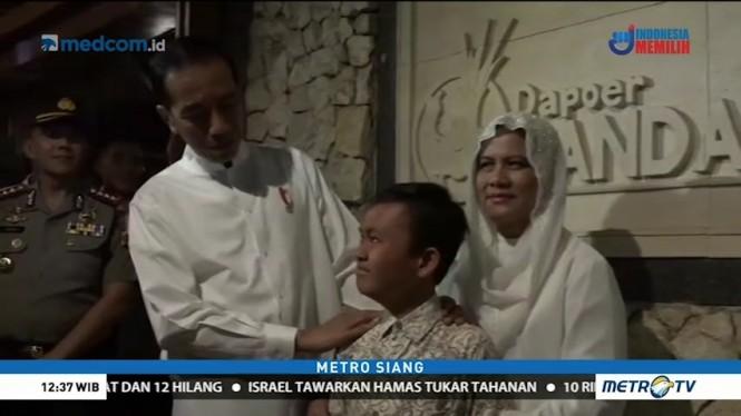 Jokowi dan Fans Ciliknya
