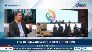 Edy Rahmayadi Mundur dari Ketum PSSI (1)