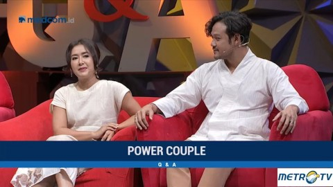 Q & A - The Power Couple (1)