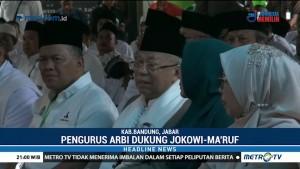 Ma'ruf Amin Optimis Menang di Jawa Barat