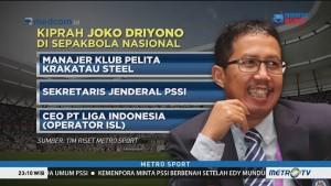 Kiprah Joko Driyono di Sepakbola Nasional