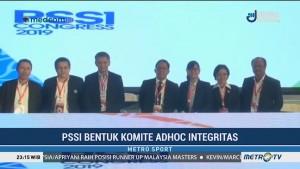 PSSI Bentuk Komite Ad Hoc Integritas