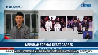 Merubah Format Debat Capres