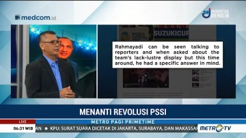 Menanti Revolusi PSSI