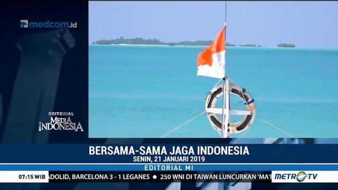 Bersama-sama Jaga Indonesia