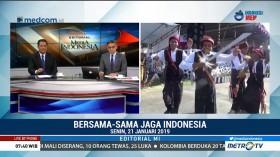 Bedah Editorial MI: Bersama-sama Jaga Indonesia