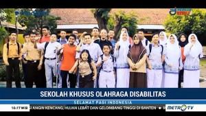 Kiprah Sekolah Khusus Olahraga Disabilitas