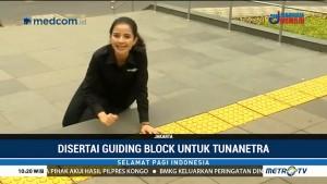 MRT Siapkan Fasilitas Khusus Penyandang Disabilitas