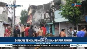Setelah 6 Jam, Kebakaran di Tomang Akhirnya Padam
