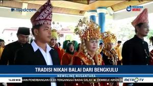 Tradisi Nikah Balai dari Bengkulu
