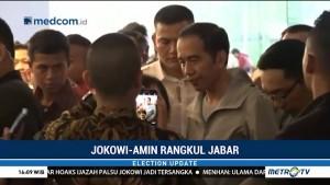 Jokowi-Ma'ruf Rangkul Jabar