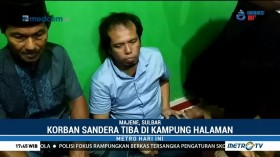 Korban Sandera Abu Sayyaf Kembali ke Keluarga