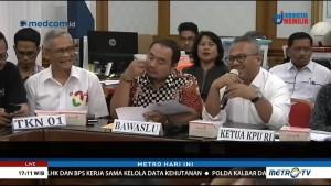 KPU Masih Perbolehkan Bawa Catatan di Debat Kedua