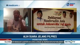 Alih Suara Jelang Pilpres 2019