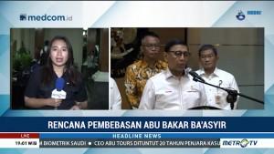Wiranto: Pembebasan Abu Bakar Ba'asyir Masih Dipertimbangkan