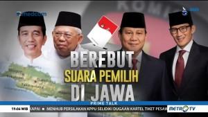 Berebut Suara Pemilih di Jawa