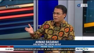 Kepala Daerah Jadi Modal Politik Jokowi-Maruf Amin