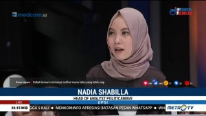 PoliticaWave: Tagar #JokowiMenangDebat Unggul di Media Sosial