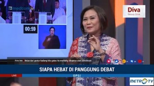Pakar Ungkap Gestur Tubuh Paling Menonjol di Debat Capres Perdana