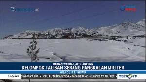 Bom Bunuh Diri Taliban Tewaskan 12 Orang di Afghanistan