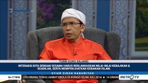 Teladan Menghargai Agama Lain (2)