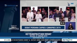 Ketidakpastian Debat
