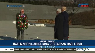 Pawai Hari Martin Luther King Jr