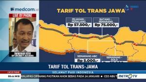 Jasa Marga Berikan Diskon Tarif Tol Trans Jawa