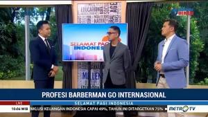 Dunia Tukang Cukur di Indonesia (1)