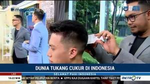 Dunia Tukang Cukur di Indonesia (2)