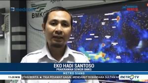 BMKG Imbau Masyarakat Waspada Peningkatan Curah Hujan