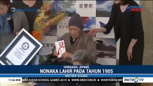 Pria Tertua di Dunia Tutup Usia